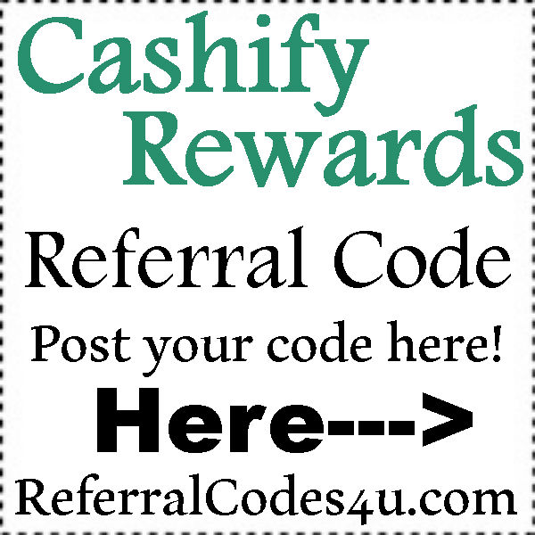 Cashify Rewards App Referral Kode 2016-2017, Cashify Rewards Sign Up Bonus