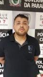 Polícia prende em João Pessoa suspeito de vários homicídios que se passava por agente penitenciário do RN