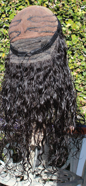 Lace Wig Repai