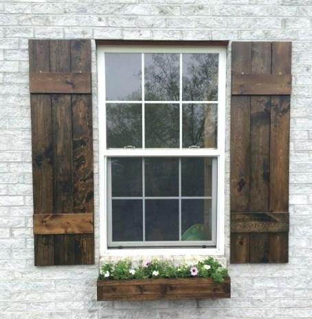 model jendela rumah kayu unik - jendela rumah minimalis