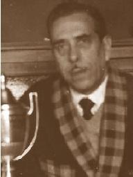 El ajedrecista Santiago Monerris