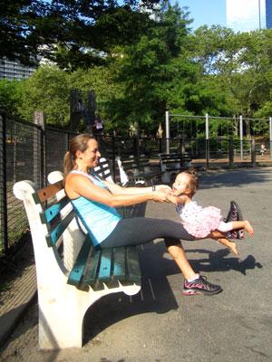 Bfit Bfree Mom Amp Baby Workout