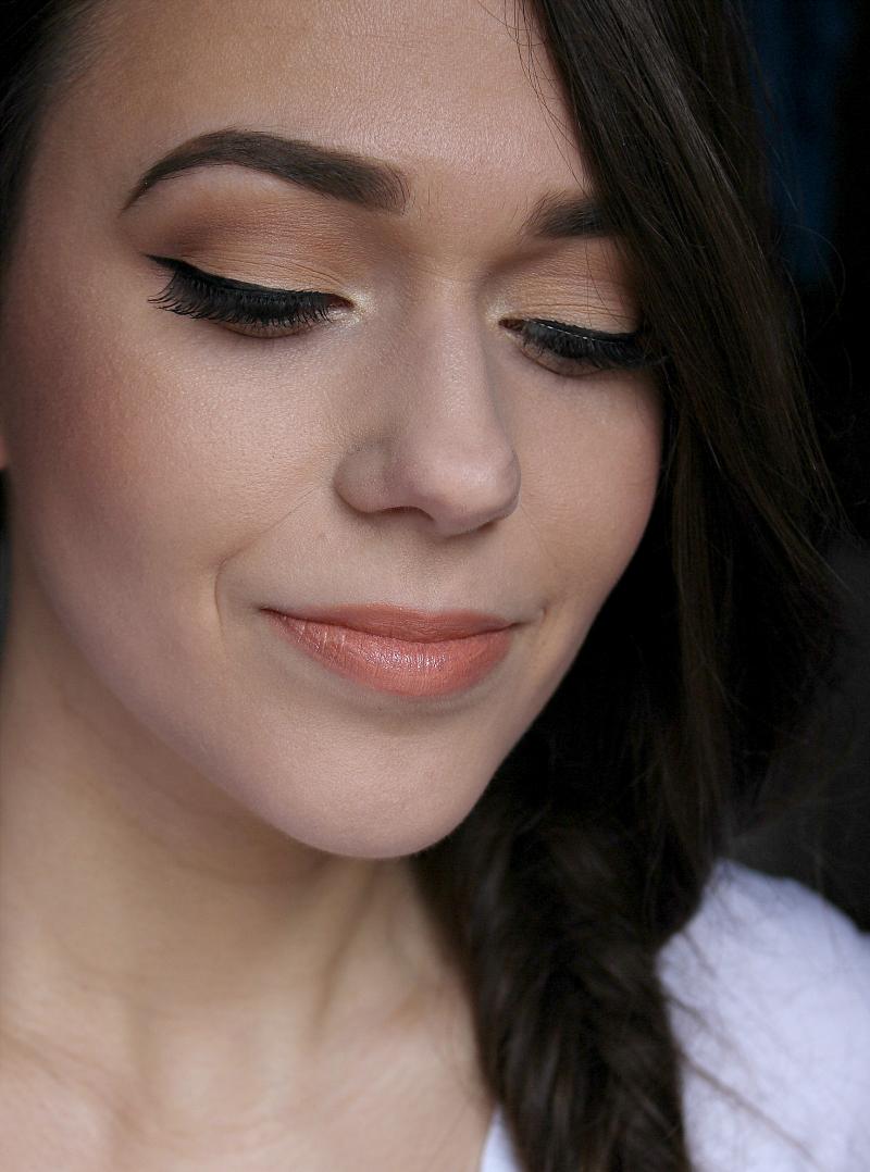 Makeup u toplim tonovima