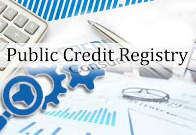 Digital Public Credit Registry