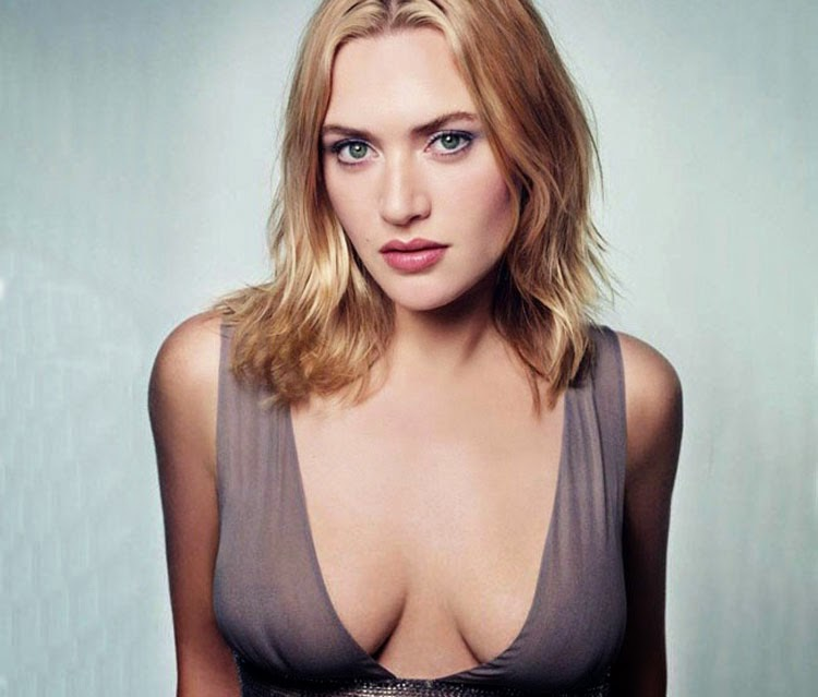 Nude clips of kate winslet photos