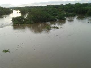 Açude do Sertão da Paraíba aumenta volume em dez vezes após chuvas