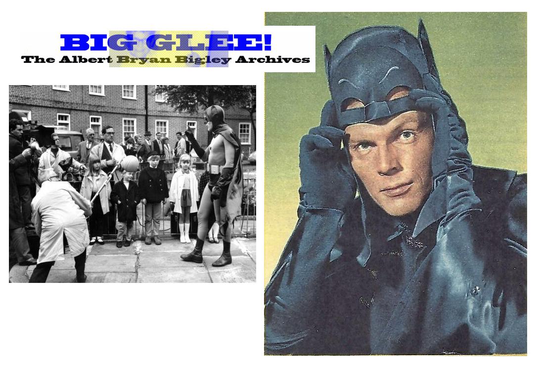 Big Glee The Albert Bryan Bigley Archives