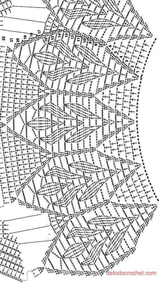 patrón-blusa-crochet
