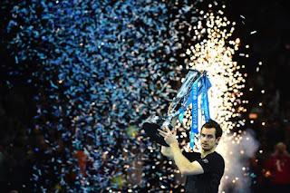 TENIS (ATP World Tour Finals 2016) - Andy Murray termina el año como maestro y mejor tenista del ránking