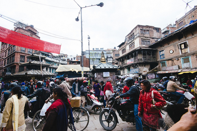 Kathmandu_doprava