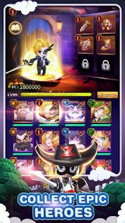 Castle of Legends Apk v1.9 Mod (Monsters Disarmed)