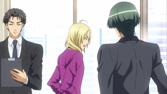 Love Stage!! Cap - 8