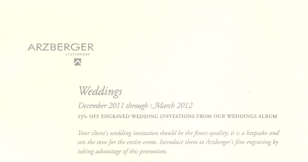Fine Stationery Wedding Invitations: Hayden Avery Fine Stationery: Wedding Invitation Sale