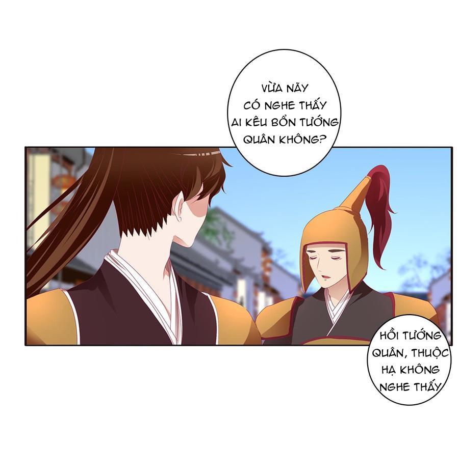 Thông Linh Phi Chapter 534 - Trang 14