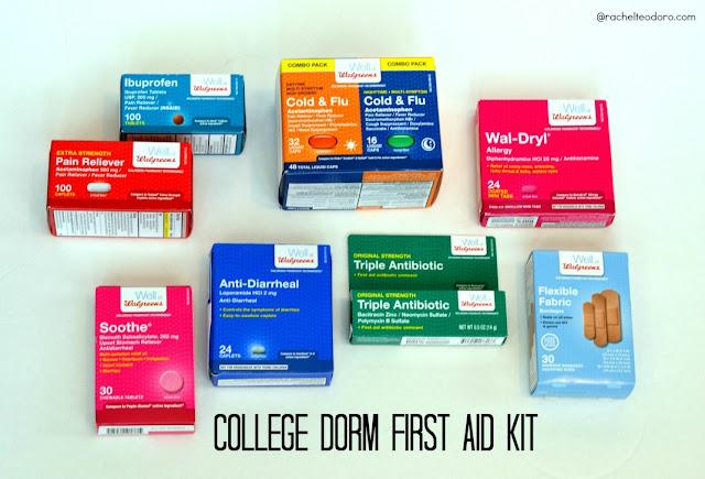 college freshman essentials