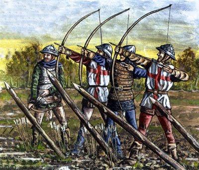 Arqueiros medievais (blog Mundo tentacular)
