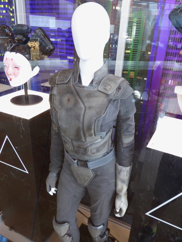 Major tactical costume Ghost in the Shell