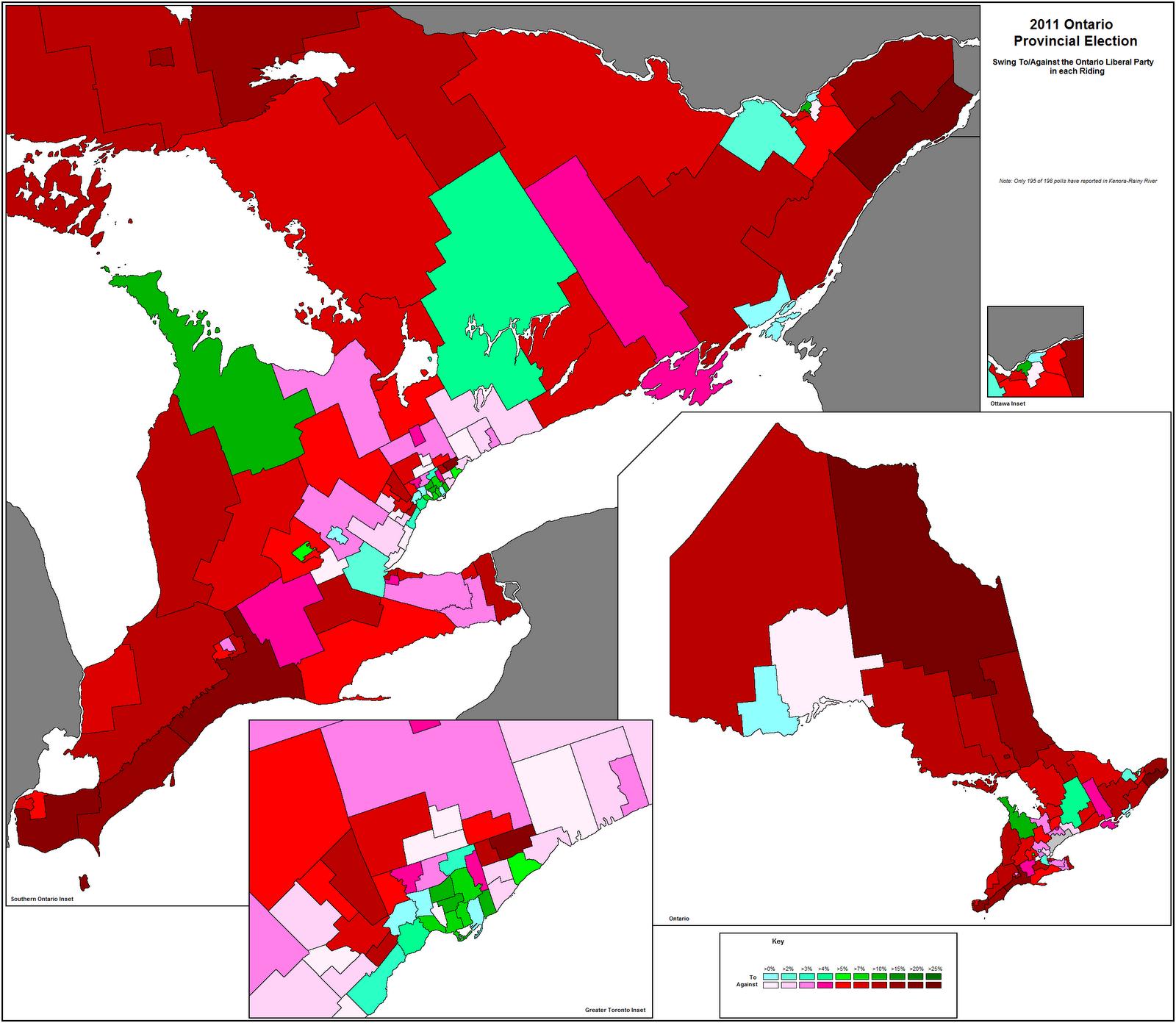 Ontario 49 Results Canada