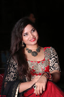 Sirisha Dasari in Red Ghagra Backless Choli ~  049.JPG