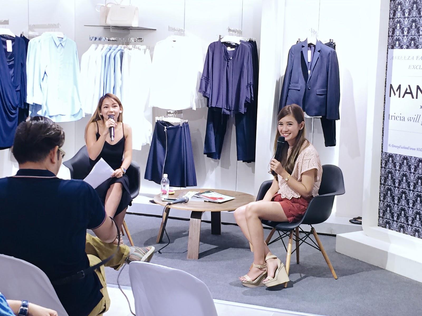 Abreeza Fashion Forum: MANGO x Tricia Gosingtian