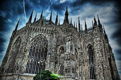 Cathedral of Milan, the Duomo (Milan, Italy)