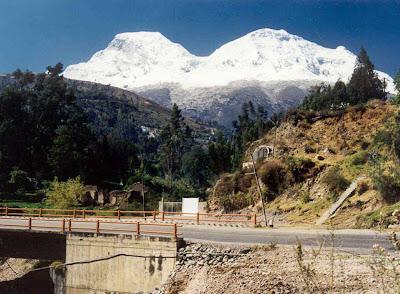 Nevado Huascaran – Peru