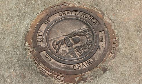 Chattanooga Choo Choo Tennessee
