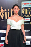 Amyra Dastur in White Deep neck Top and Black Skirt ~  Exclusive 017.JPG