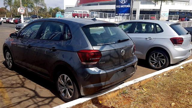 VW Polo 2019 Automático Beats