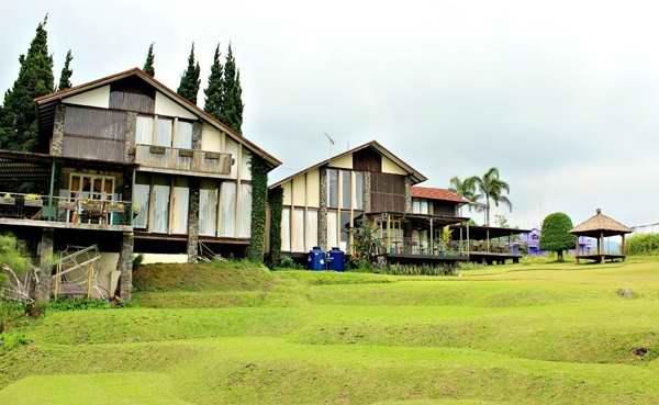 Daftar Villa Terbaik di Lembang Bandung