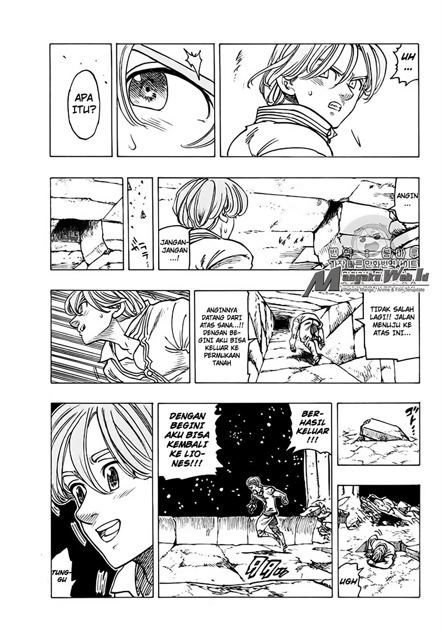 Nanatsu No Taizai: Chapter 245 - Page 11