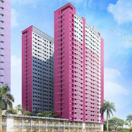 Green Pramuka City Apartemen Murah