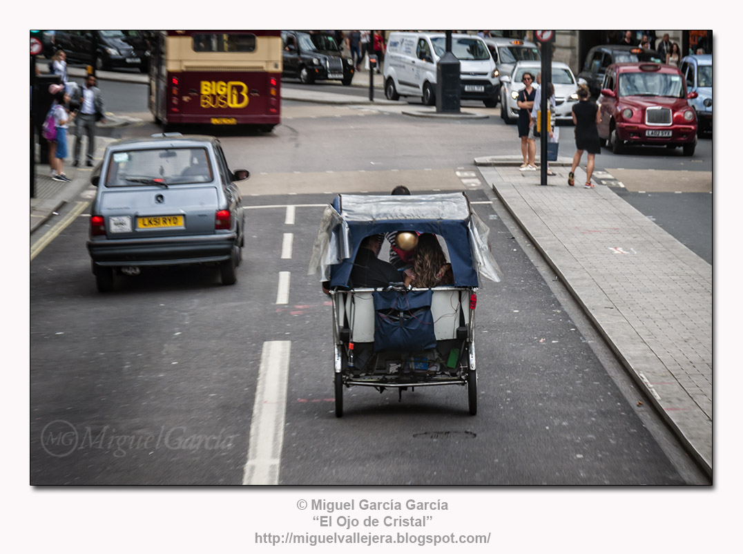 Un piurano de Piura paseando por Londres.