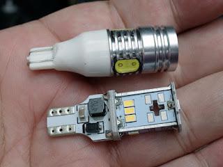 T16 LEDテールバルブ バックランプ専用