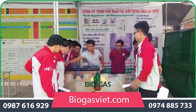 mua hầm biogas composite