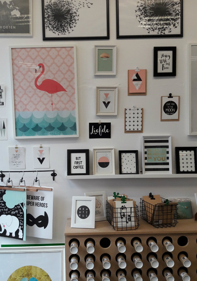 Conceptstore InMiddels in Middelburg | Happy in Red