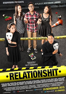 Poster Film Relationshit