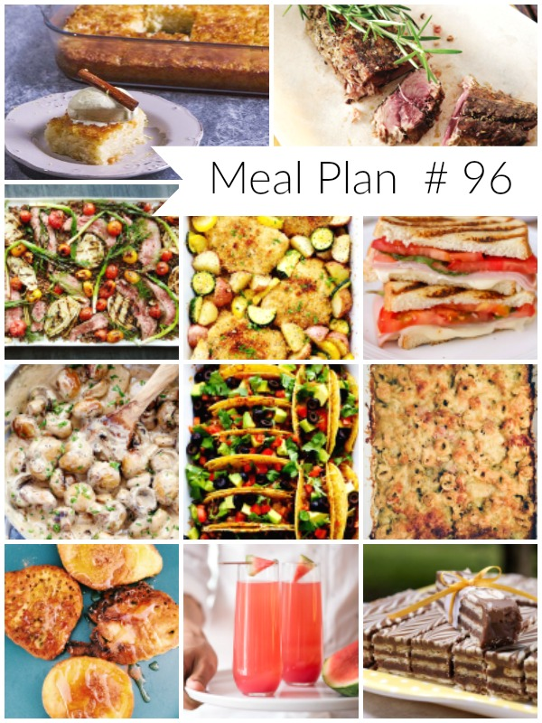 Meal Plan # 96 - Ioanna's Notebook