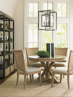 lexington casual dining room set from Baers
