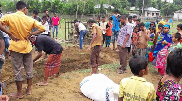 After-11-monthsof-death-in-Thakurgaon-raise-the-body-from-the-grave