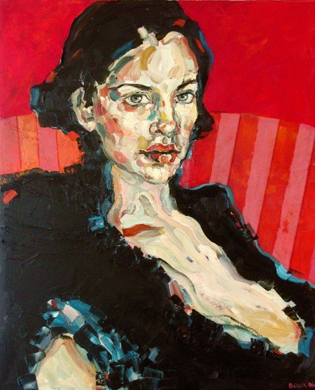 Anna Bocek 1973 | Polish painter