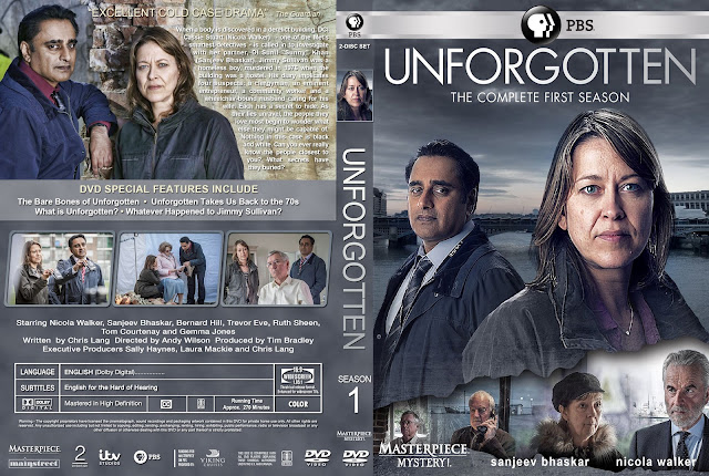 Unforgotten Season 1 DVD Cover