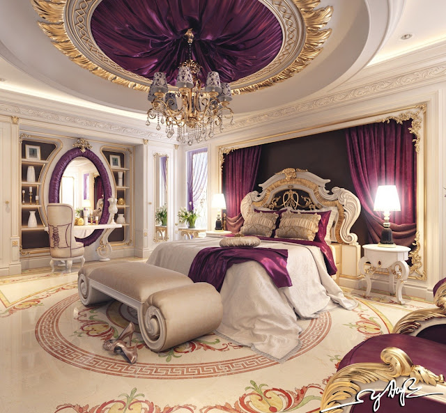 bedroom curtain designs and ideas for luxury interior