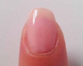 smooth nail polish