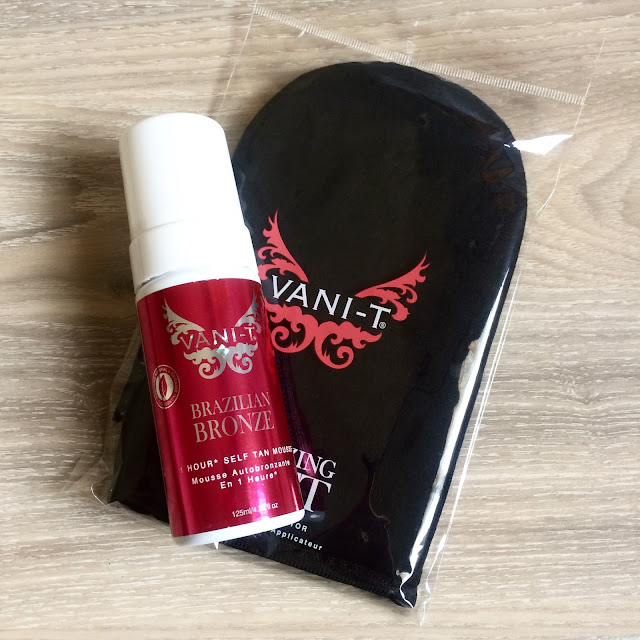 Vani-T tanning | Almost Posh