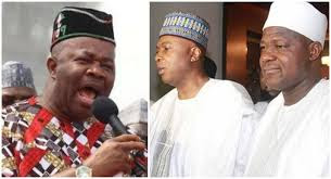 Court Gives Saraki, Dogara, Akpabio, Others Until April 17 To Reveal Why They Defected