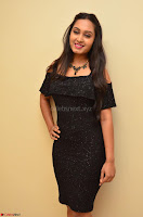 South Actress Amulya in short black dress at Kalamandir Foundation 7th anniversary Celebrations ~  Actress Galleries 012.JPG