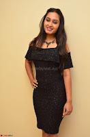 South Actress Amulya in short black dress at Kalamandir Foundation 7th anniversary Celebrations ~  Actress Galleries 012.JPG