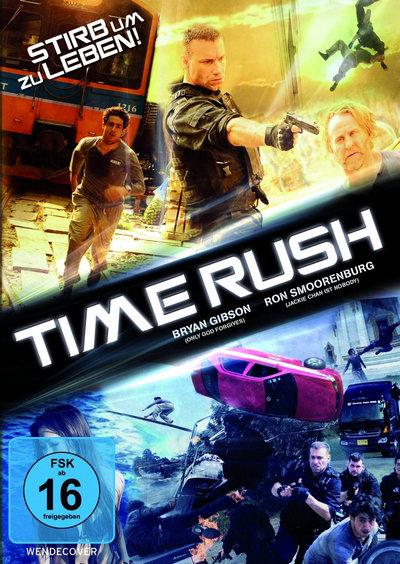 Time Rush (2016) ฉะ นาทีระห่ำ