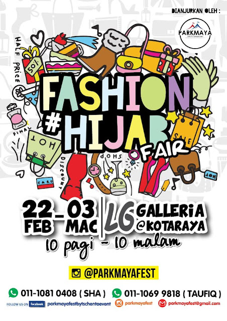 Festival Hijab Fair 2019!